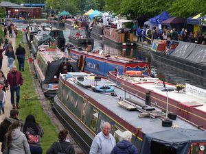 Brownhills Canal Festival is taking place on Saturday September 18 and Sunday September 19.