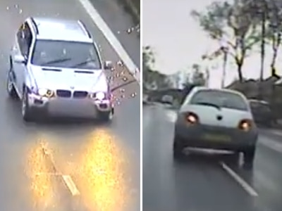 WATCH: Police video shows shocking drink-driving on Black Country roads