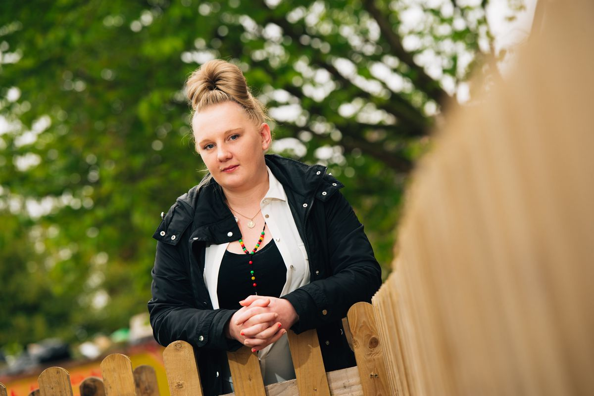 Melissa Harvey-Trustam saw the effects of smoking spice in prison