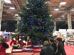 Festive Gift Fair at the NEC in Birmingham - review