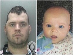 Father jailed for life after shaking his baby daughter to death