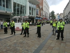 Wolverhampton businesses count cost of Britain First demonstration