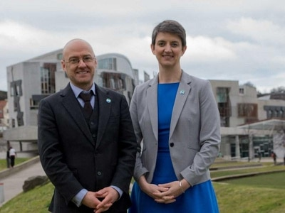 Scottish Green Party members back People's Vote