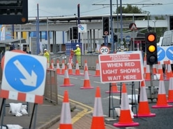 Fury as business open signs removed from Wolverhampton's Bilston Road