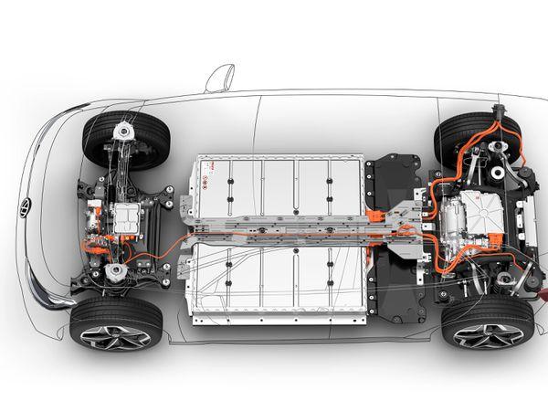 VW's MEB platform