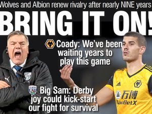 Sam Allardyce and Conor Coady are ready for a long-overdue Black Country derby