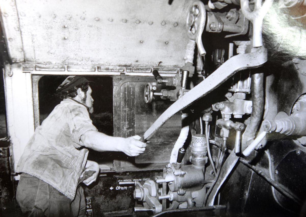 John Hill in 1980.