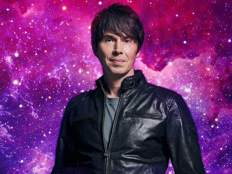Professor Brian Cox breaks own record with Birmingham show