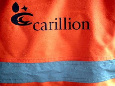 Former Carillion finance chiefs investigated by accountancy watchdog
