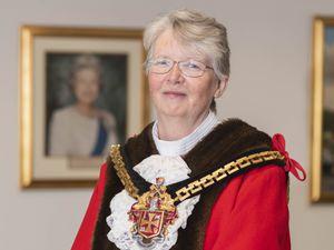 Mayor of Wolverhampton Councillor Claire Darke