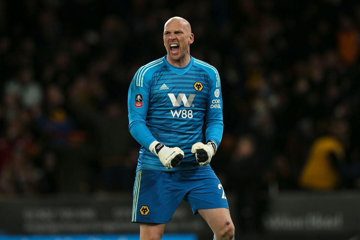 John Ruddy is expected to play (AMA)