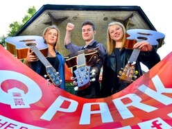 Q in the Park: Revellers begin descending on free Stafford festival - in pictures