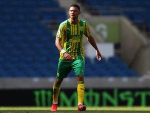 Kieran Gibbs of West Bromwich Albion. (AMA)