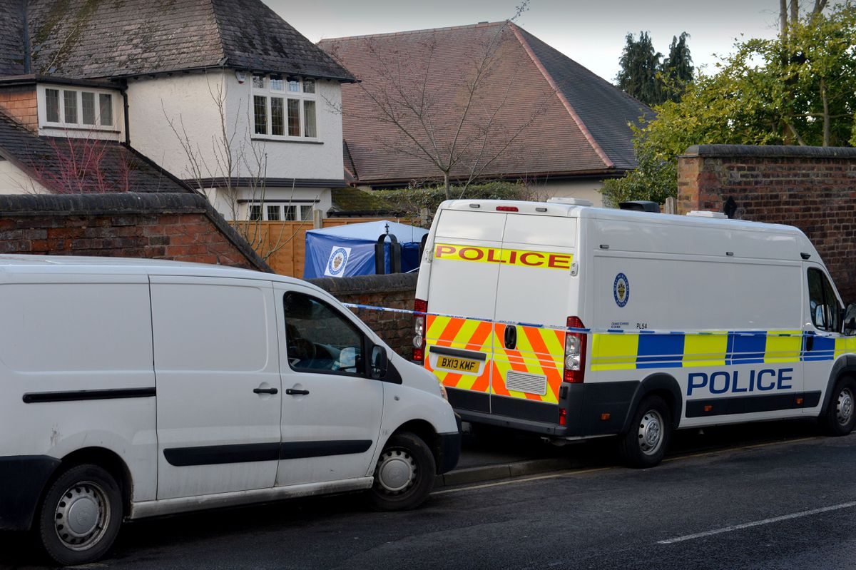 Sarbjit Kaur was found at her home in Rookery Lane, Goldthorn Hill