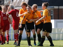 Wolves Women lead the way at Burton Albion
