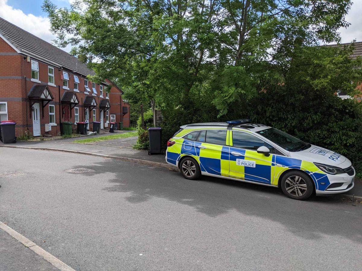 Police in Stonebridge Close