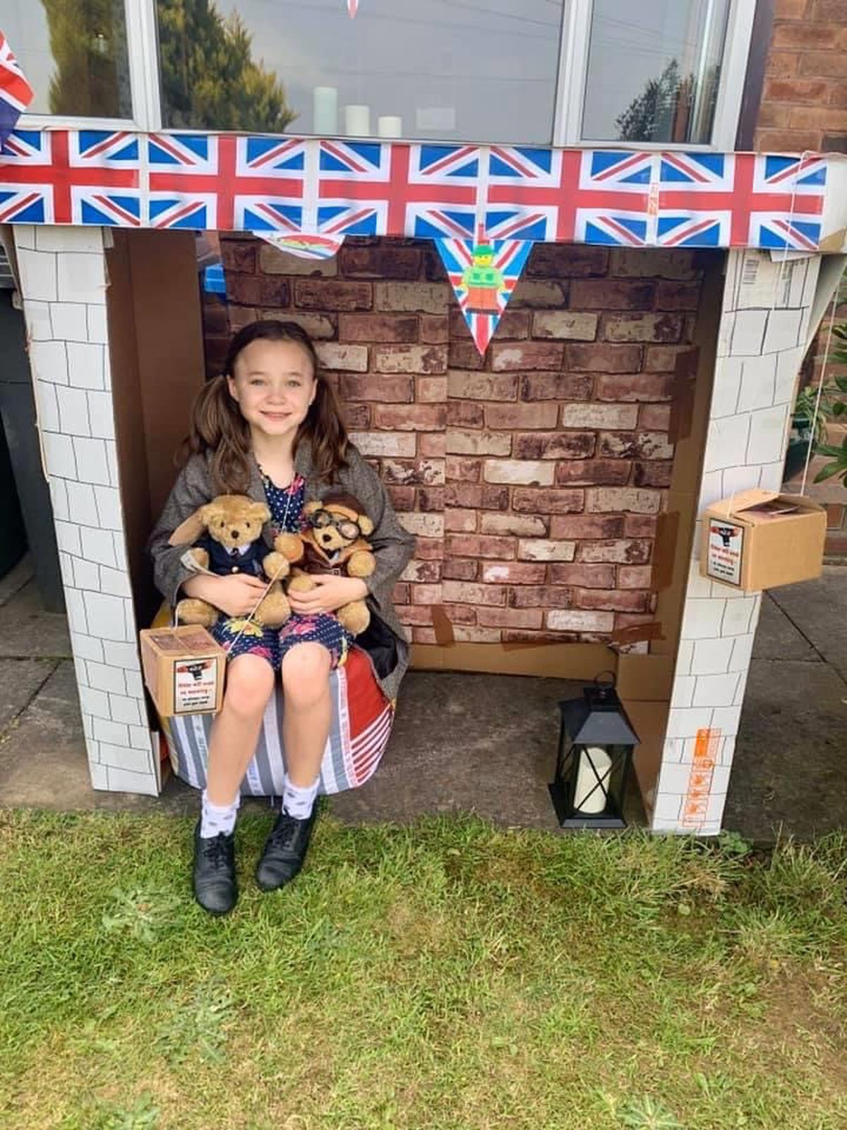 Celebrations in Wombourne