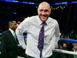 Tyson Fury sets date in Wolverhampton