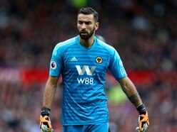Reports: Wolves set to agree fee for Rui Patricio