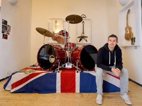 GALLERY: An Oasis of memories as Britpop heroes celebrated at Light House exhibition