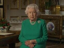 Resolute Queen tells nation in lockdown: 'We will meet again'