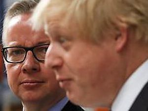 Johnson and Gove