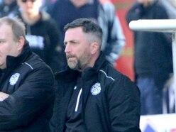 Hednesford Town hit back after Nicky Eaden exit