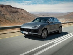 First Drive: Porsche's Cayenne Turbo Coupe hits a sweet spot