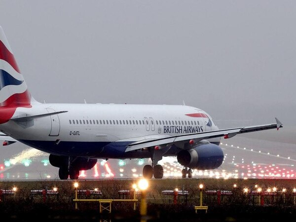 BA pilot suspected of being drunk arrested at Gatwick Airport