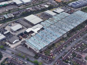The GKN site off Chester Road in Birmingham. Photo: Google