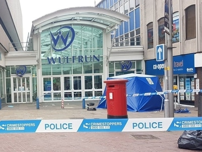Man remanded in custody over Wolverhampton hammer attack on teenage boy