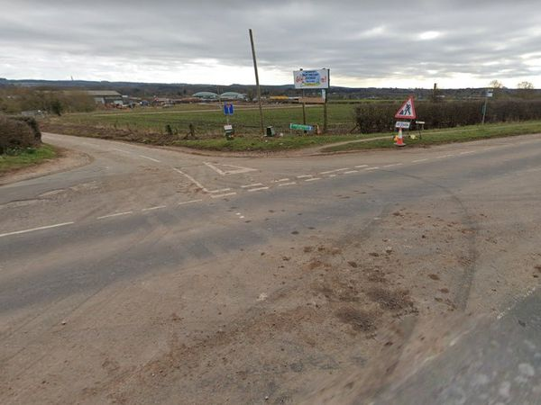 The junction of Lower Drayton Lane and the A449 near Penkridge. Photo: Google