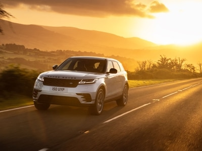 Range Rover Velar updated with upgraded interior and plug-in hybrid power