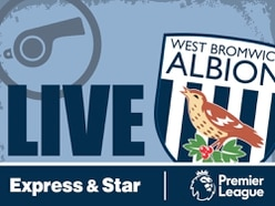 West Brom vs Manchester United - LIVE