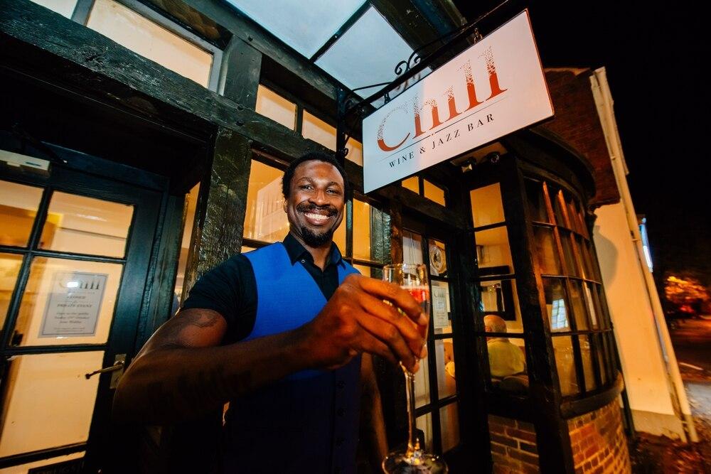 Former Wolves Cult Hero Mo Camara Opens Wine Bar In