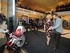 Next opens new store at Wolverhampton retail park - pictures and video