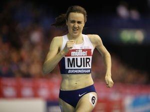 Laura Muir.
