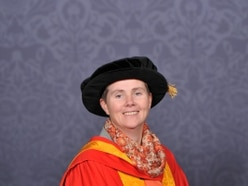 Staffordshire's Chief Fire Officer given honorary degree