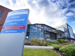 Covid-19 causes A&E attendance fall at Walsall Manor Hospital