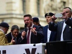 EDL founder Tommy Robinson says 'I've already won' as he returns to court