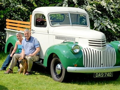 Dudley classic car show a hit - in pictures