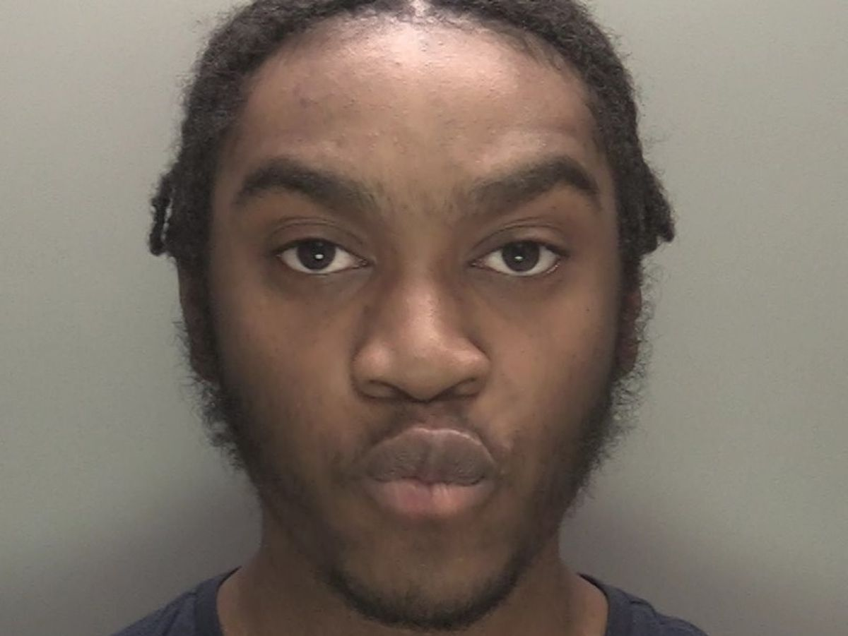 Ramani Sanderson was jailed for life with a minimum of 24 years for the murder of Shane Mayer