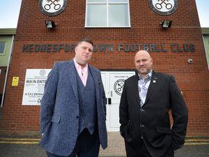 Club owners Hayden Dando and Graham Jones