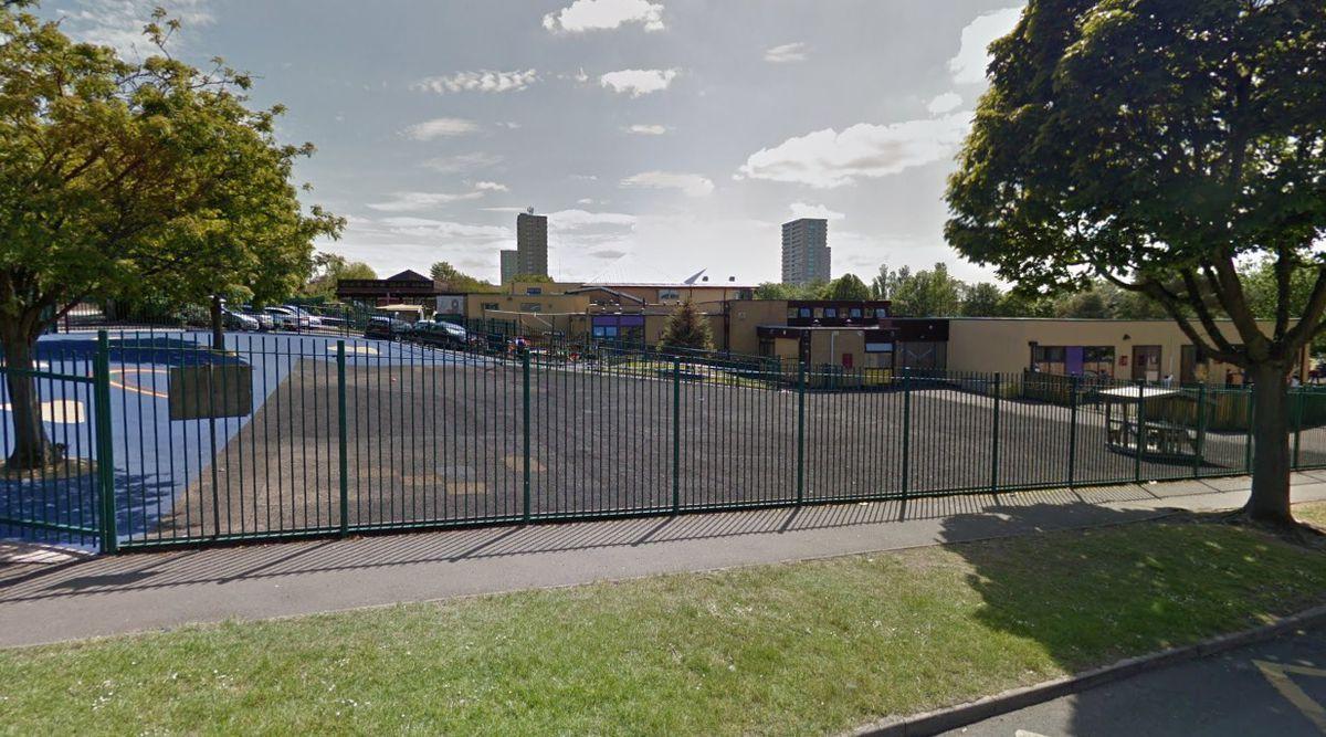 Trinity CE Primary School, in Wolverhampton
