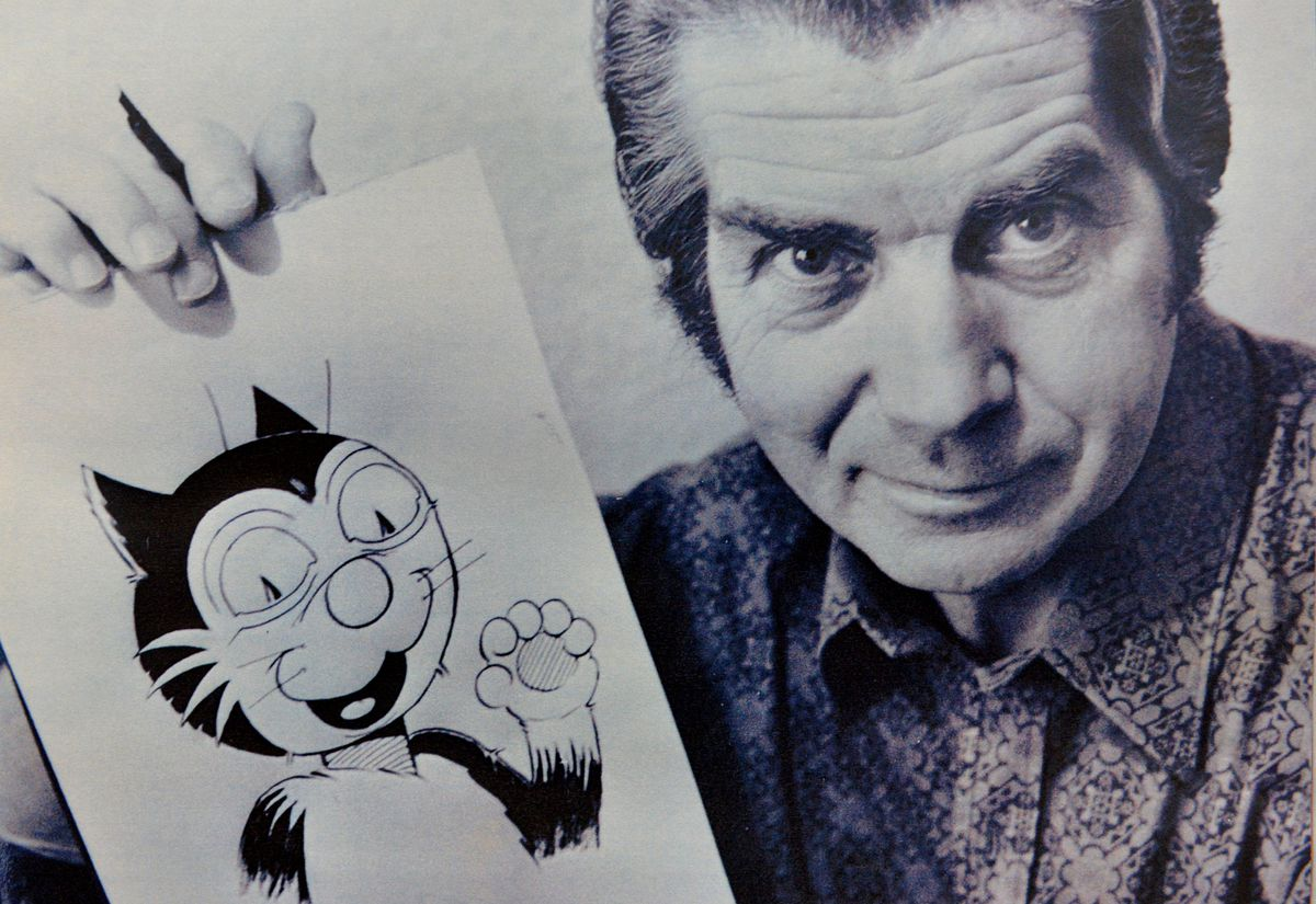 Charlie Grigg, a comic book artist who worked on The Beano and The Dandy, and who hailed from Oldbury