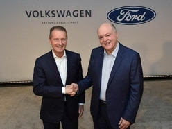 Ford and Volkswagen expand alliance with autonomous and EV tech