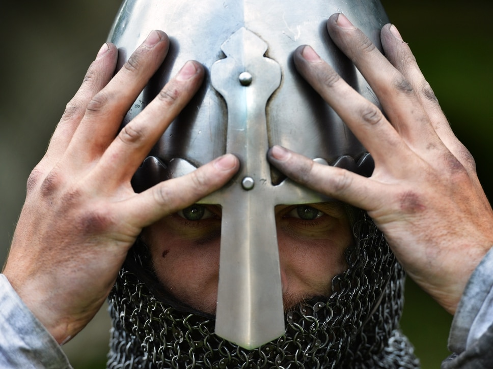 Normans take over Stafford Castle