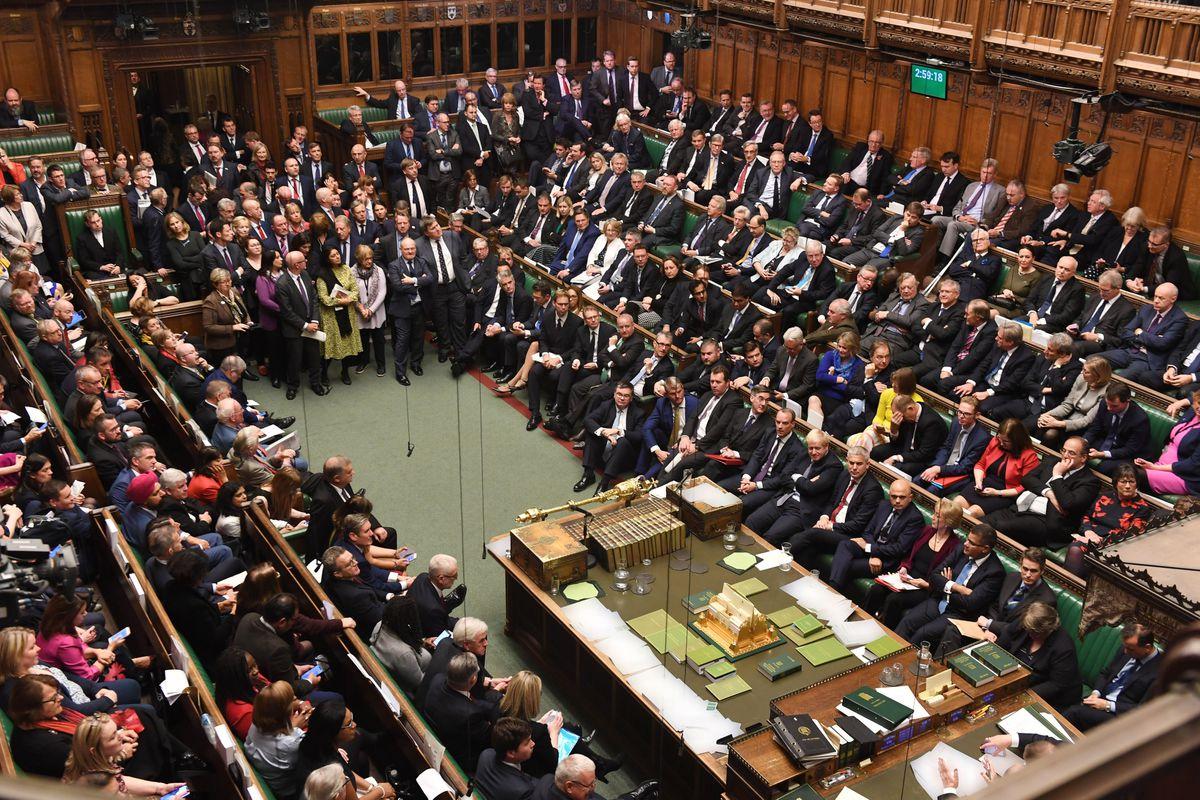 The 'Super Saturday' sitting in Parliament