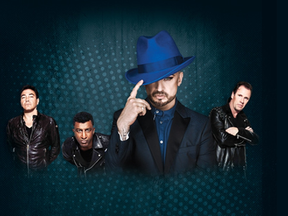 Culture Club go back to their roots ahead of Birmingham show