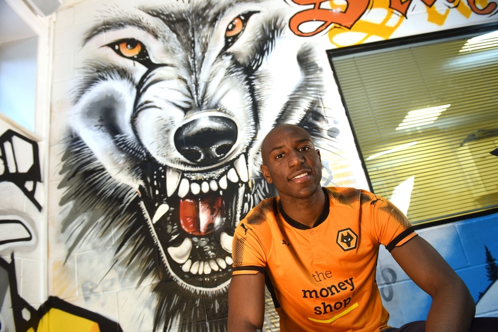 Benik Afobe: 'I have unfinished business at Wolverhampton Wanderers'